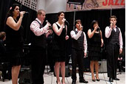 Elmhurst College Late Night Blues Vocal Ensemble